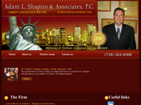 JASON SHAPIRO website screenshot