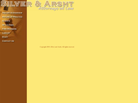 MICHAEL SILVER website screenshot