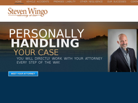 STEVEN WINGO website screenshot