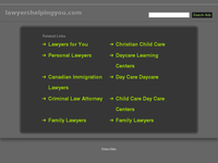 TOBY BALDWIN website screenshot