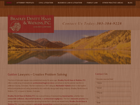 DAVID STROM website screenshot