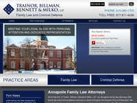 LESLIE BILLMAN website screenshot