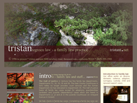 TRISTAN TEGROEN website screenshot