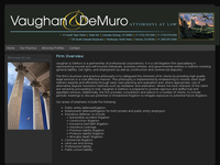 DAVID DE MURO website screenshot