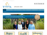 GUY VITETTA website screenshot