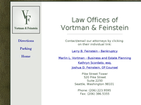 MARLIN VORTMAN website screenshot