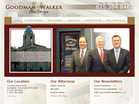 JEFF WALKER website screenshot