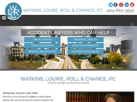 JOSEPH WATKINS website screenshot