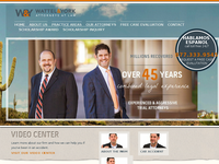 DAVID WATTEL website screenshot