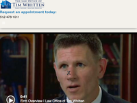 J TIM WHITTEN website screenshot