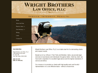 CHARLES WRIGHT website screenshot