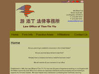 TIEN TIN YIU website screenshot