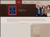 THOMAS ZAPPIA website screenshot