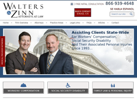 DENNIS ZINN website screenshot