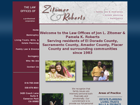 JON ZITOMER website screenshot