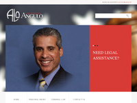 JORGE ANGULO website screenshot